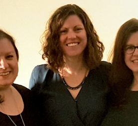 Back to School: Three Alumnae Wrote the Book on a Student-Centered Approach to English Class 1