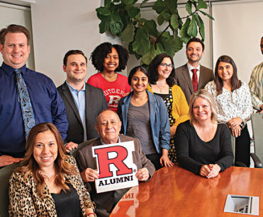 rutgers alumni group