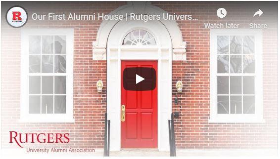 Rutgers University—Camden Alumni House