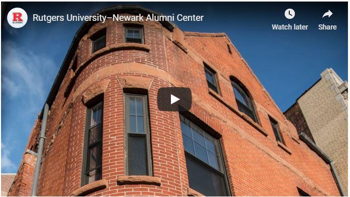 Rutgers University–Newark Alumni Center