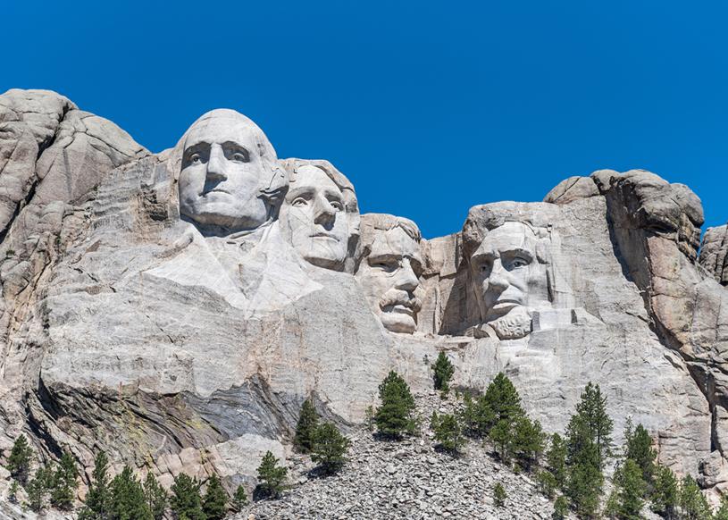 Mount Rushmore, Black Hills
