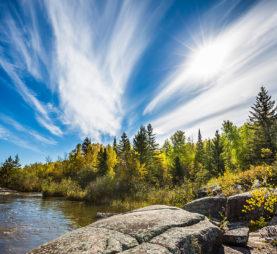Manitoba, Canada landscape