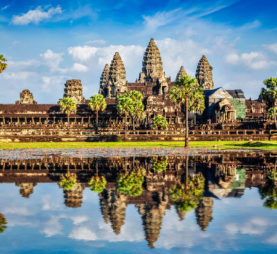 Vietnam by Sea and Angkor Wat