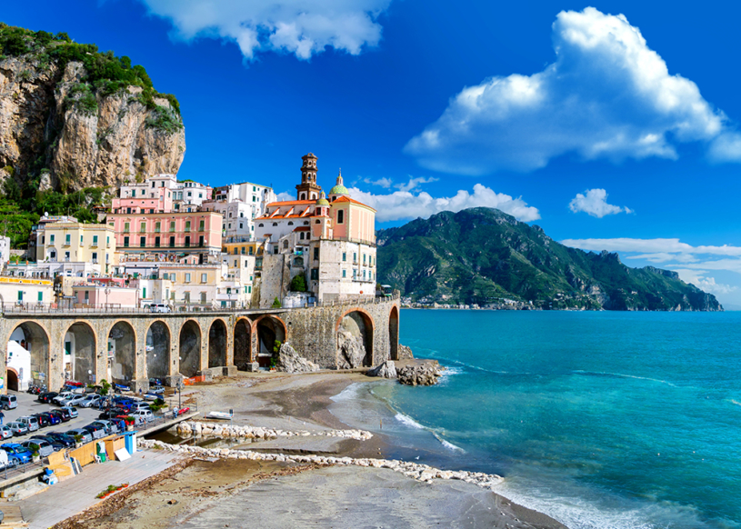 Voyage to the Amalfi Coast and Sicily