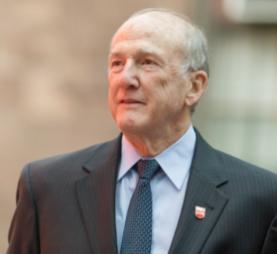 Photo of Rutgers President Robert Barchi