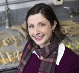 Kimberlee Sue Moran, director of the forensic science program at Rutgers University–Camden