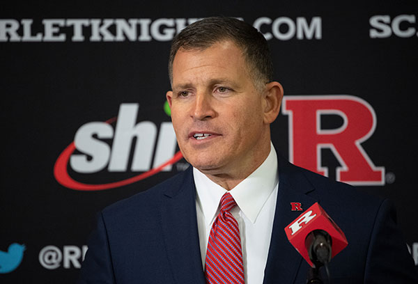 Photo of Coach Schiano