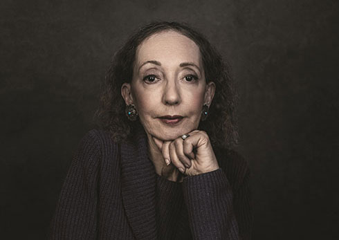 Photo of Joyce Carol Oates