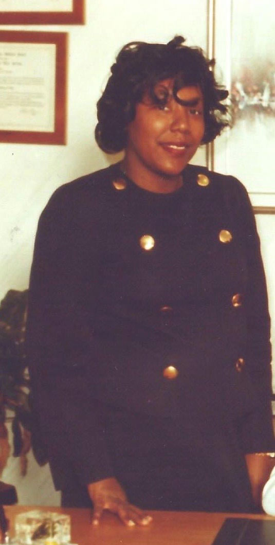 Brenda Ravenell during her years as an attorney.