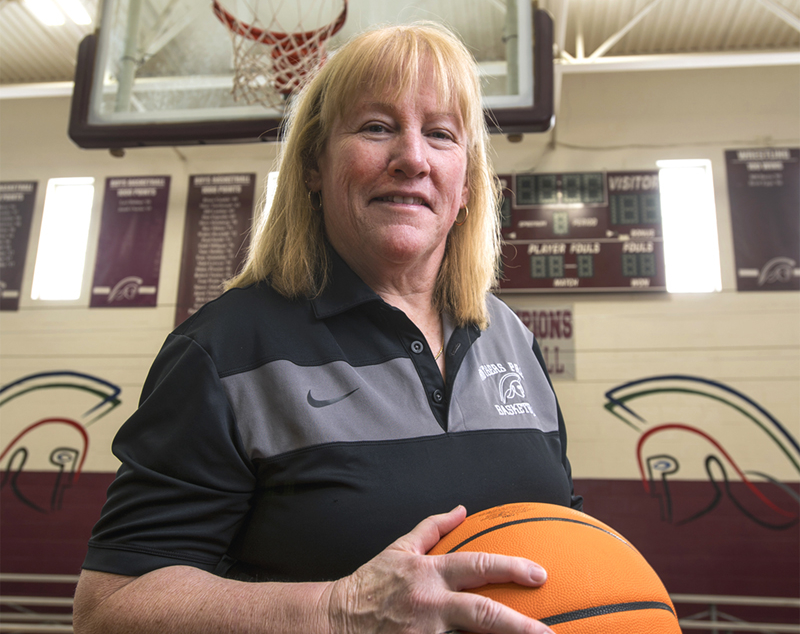 Mary Klinger (DC '82) Director of Athletics, Rutgers Prep
