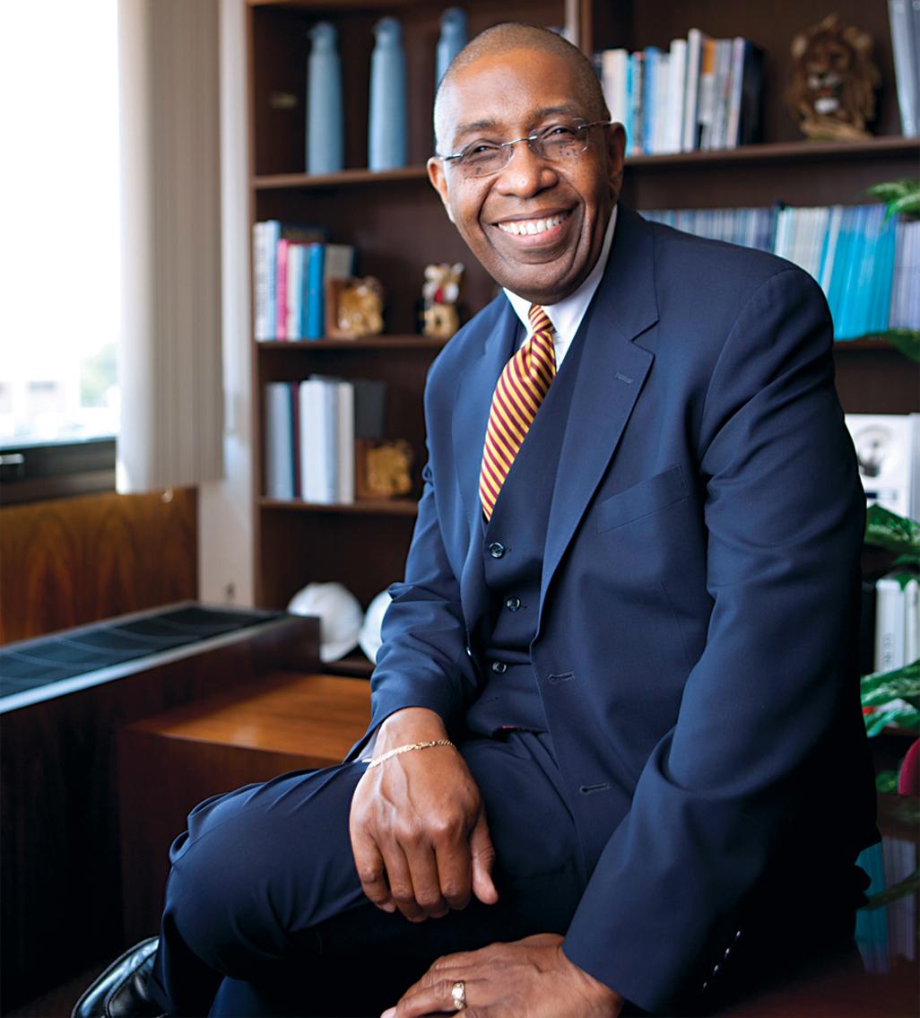 Robert L. Johnson NJMS'72