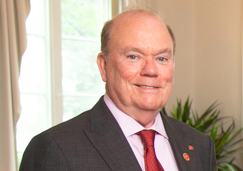 James Dougherty RC'74