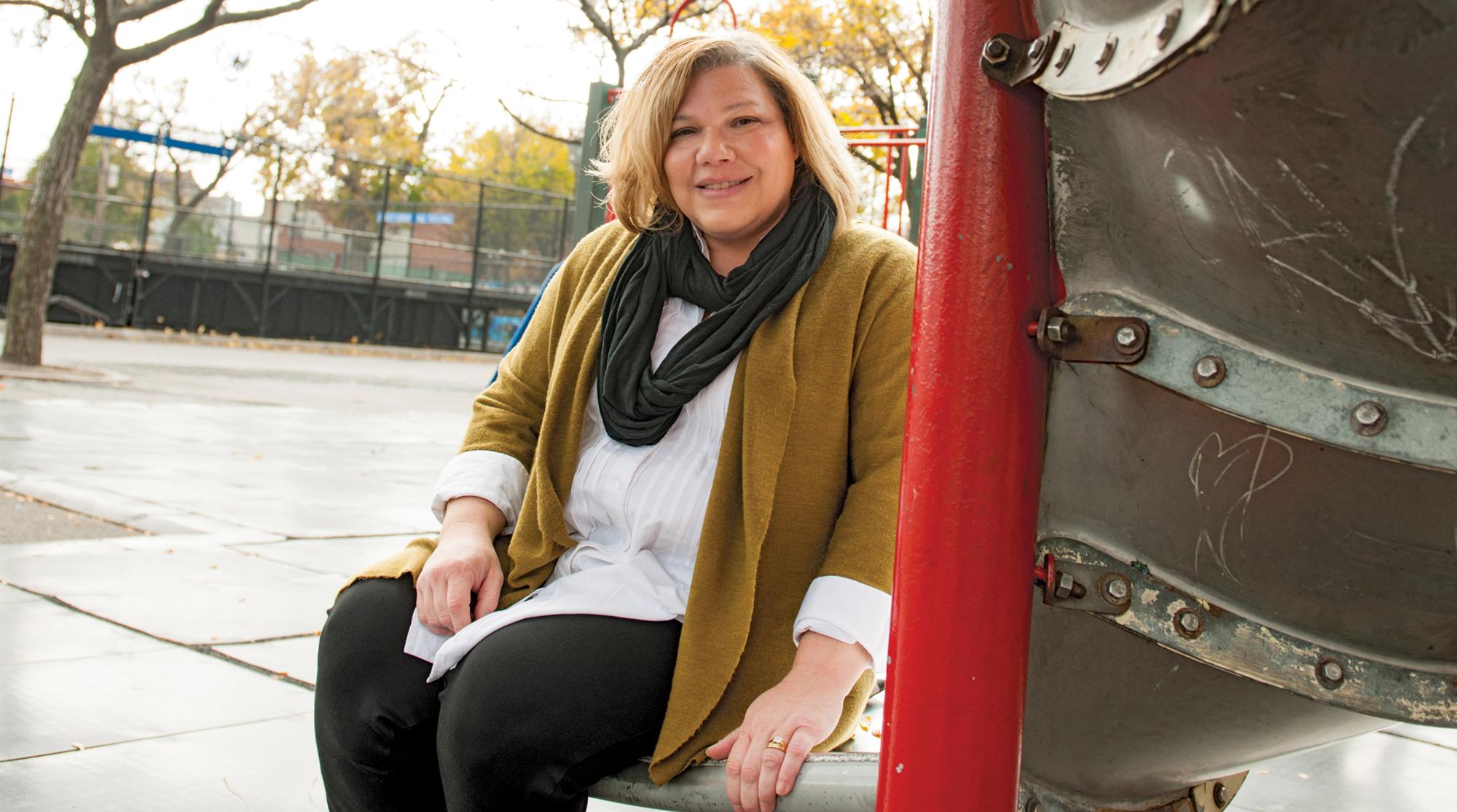 Denise Mattes CC'90