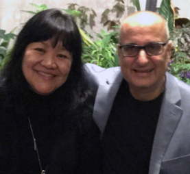 Gilen Chan and Gene Preudhomme