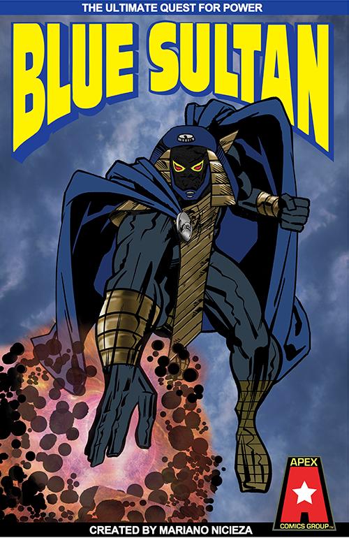 blue-sultan-comic-book-cover