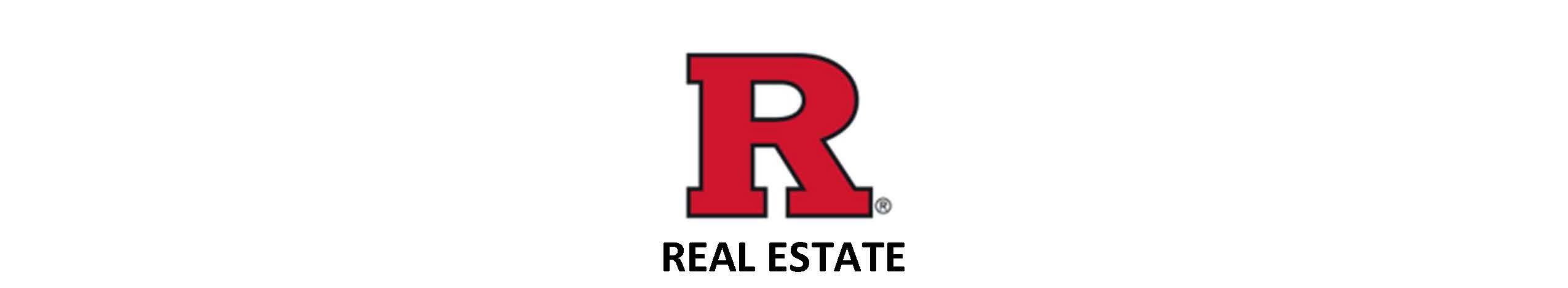rutgers real estate logo