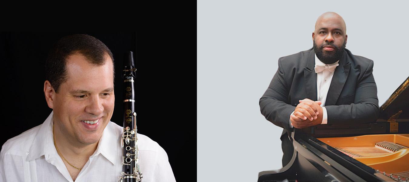 Osiris (Ozzy) Molina and Adonis Gonzalez-Matos